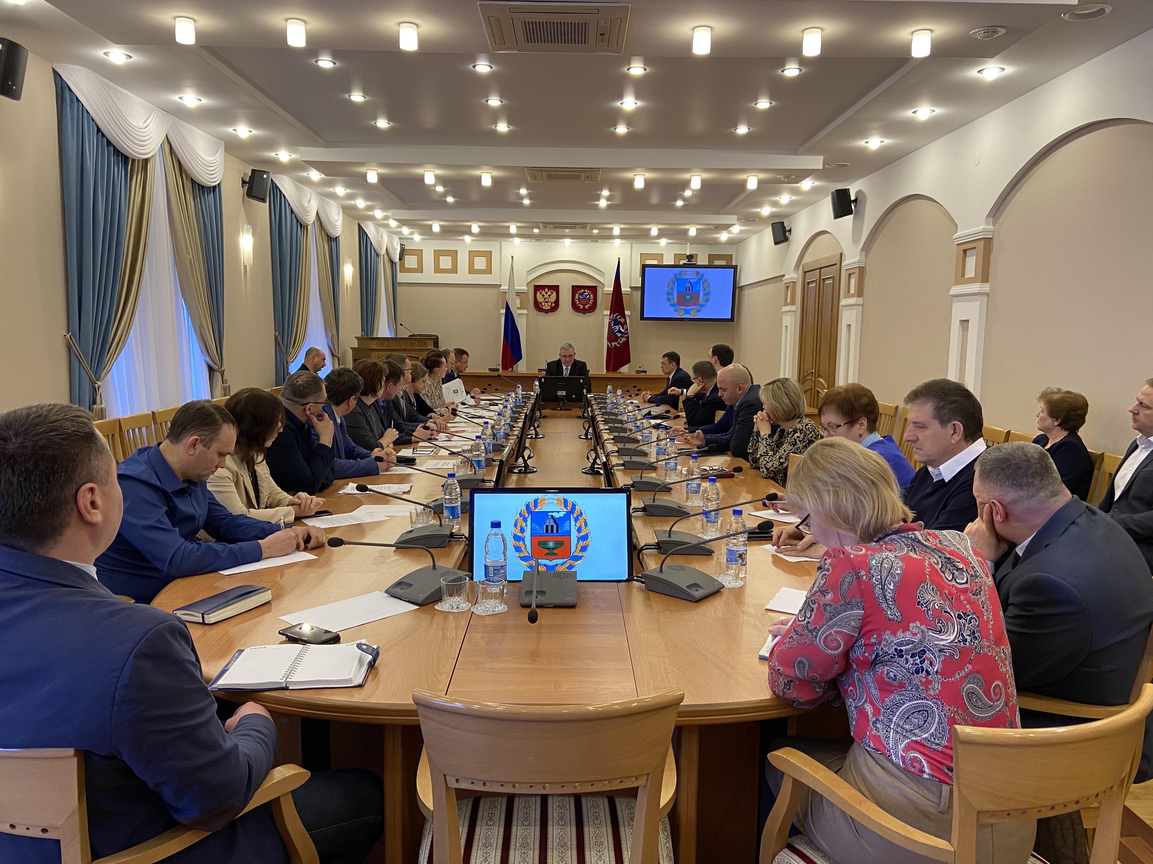 Итоги работы молокоперерабатывающей  отрасли Алтайского края в 2019 году
