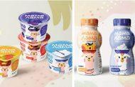 Epica представила новый бренд молочных продуктов для детей «Мама Лама»