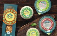 Новый дизайн упаковки для линейки кавказских сыров ТМ «Николаевские сыроварни»