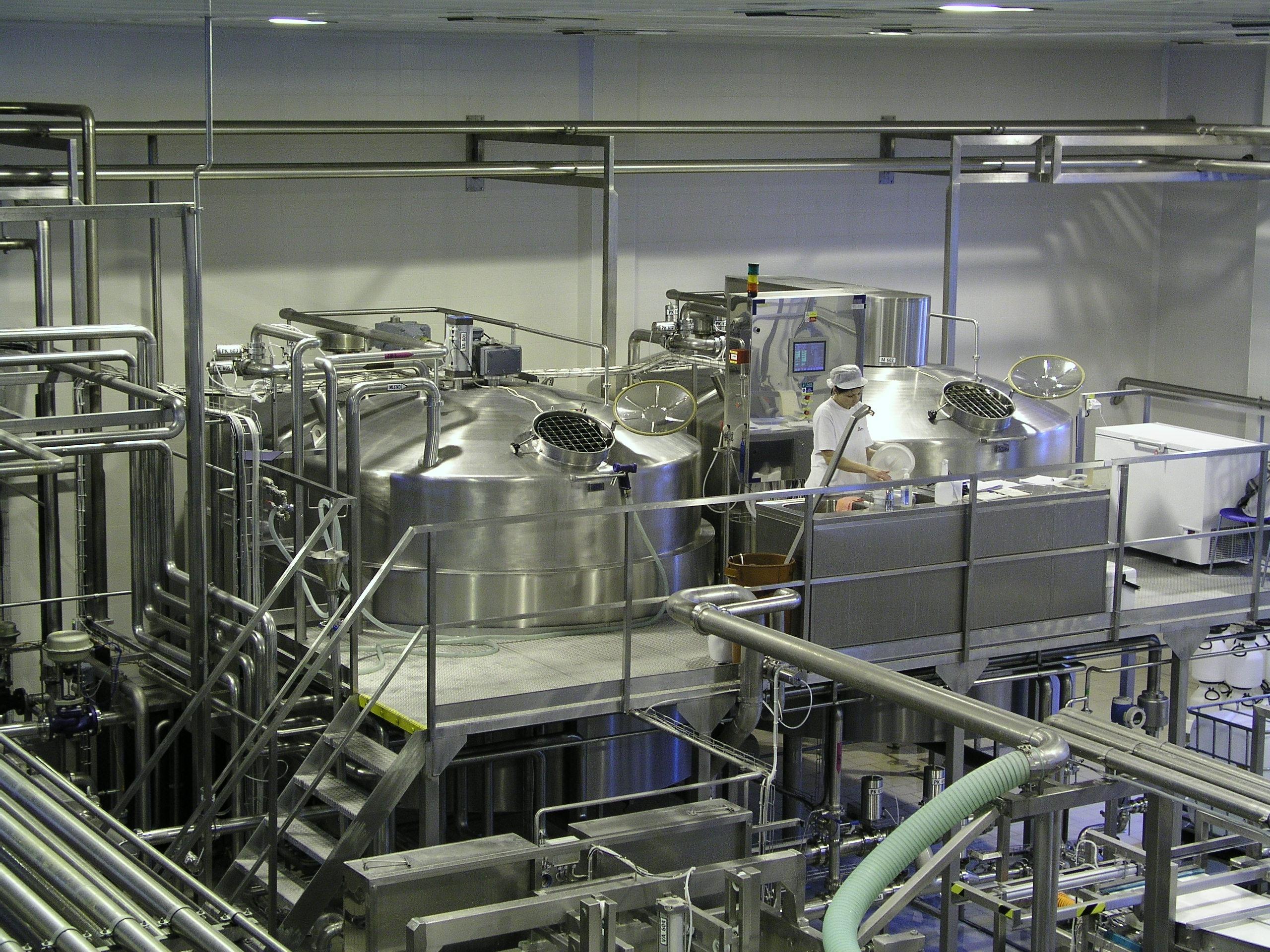 Фирма VPS (Чехия) — изготовитель сыродельного оборудования: работа в современных условиях
