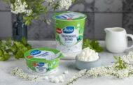 В мае российское подразделение Valio впервые представит зерненый творог в сливках 5% жирности.